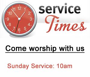 Calvary Loveland Service Times